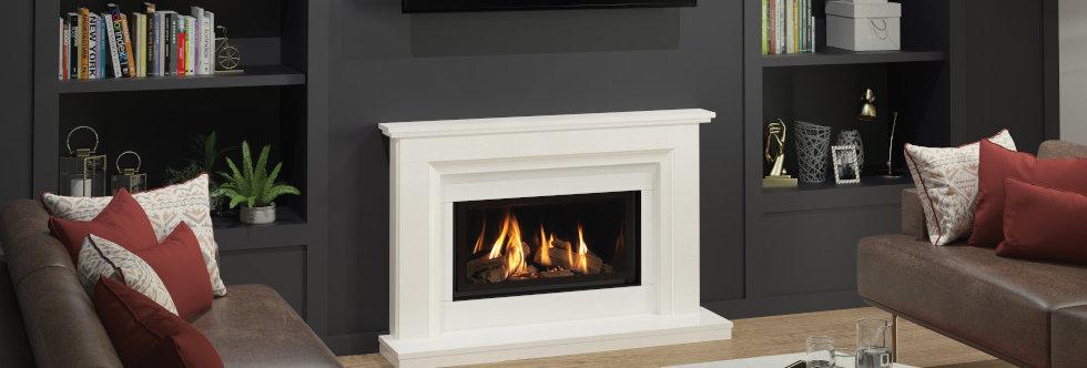 Elgin & Hall Adele 800 Gas Fireplace Suite