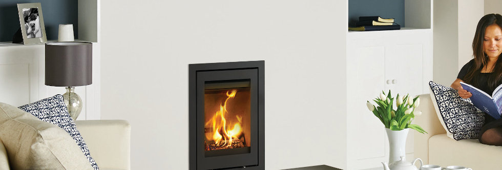 Lotus H700 Solid-Fuel Fire