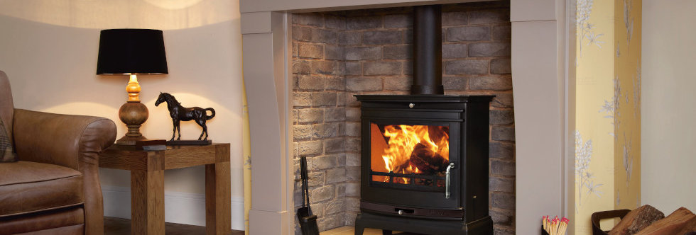 Flavel Rochester 7 Solid-Fuel Stove
