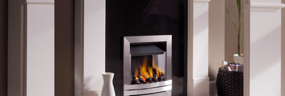Ekofires 3020 / 3025 Complete Front Gas Fire