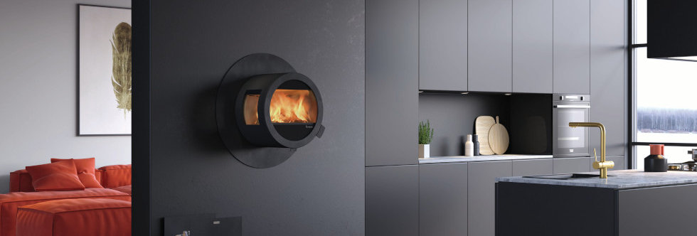 Nordpeis ME Solid-Fuel Stove