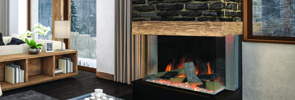 Evonicfires Tyrell Electric Fire