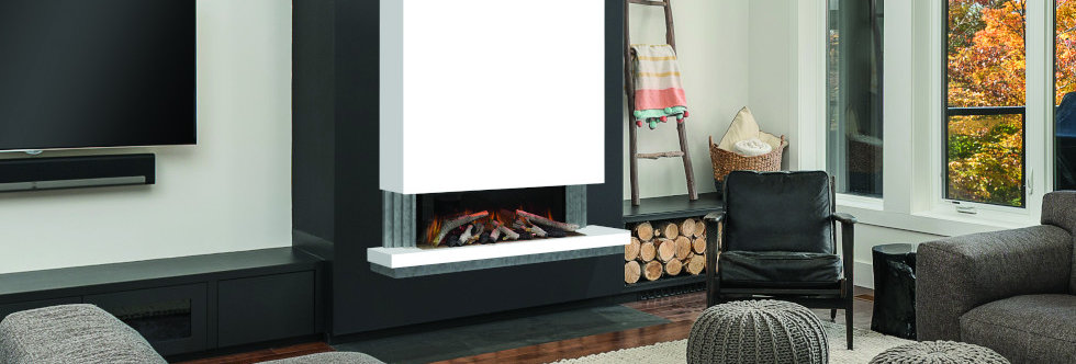 Evonicfires Bonham 10 Electric Fireplace Suite