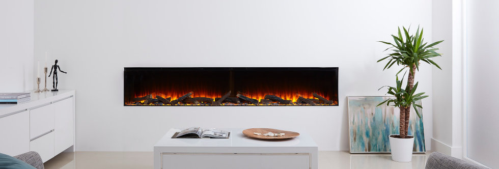 British Fires New Forest 2400 Electric Fire
