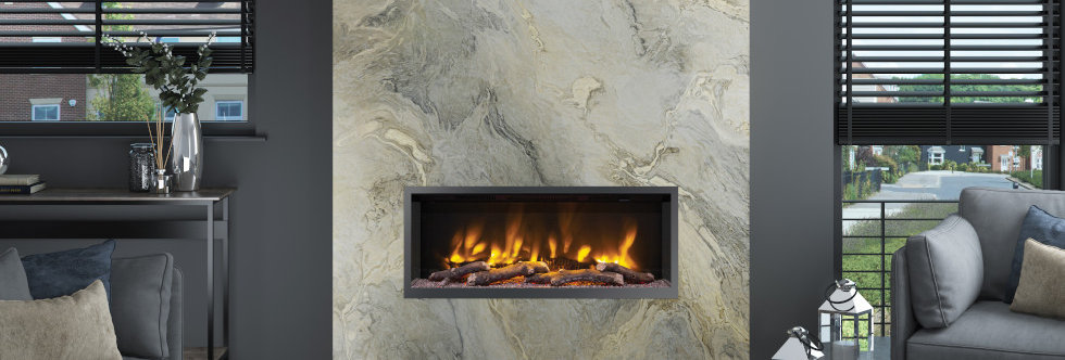 Elgin & Hall Volta 1000 Electric Fire