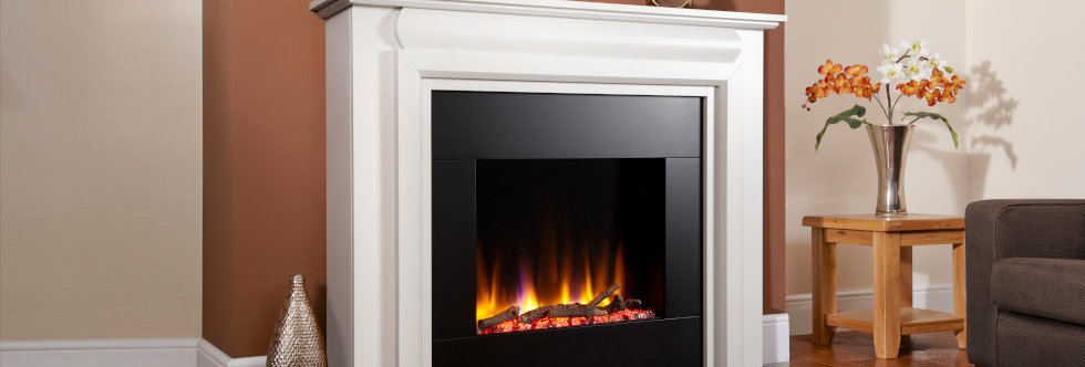 Celsi Ultiflame Callisto Electric Fireplace Suite