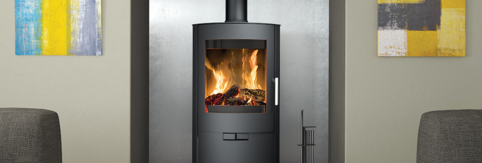Broseley Flair 8 Solid-Fuel Stove