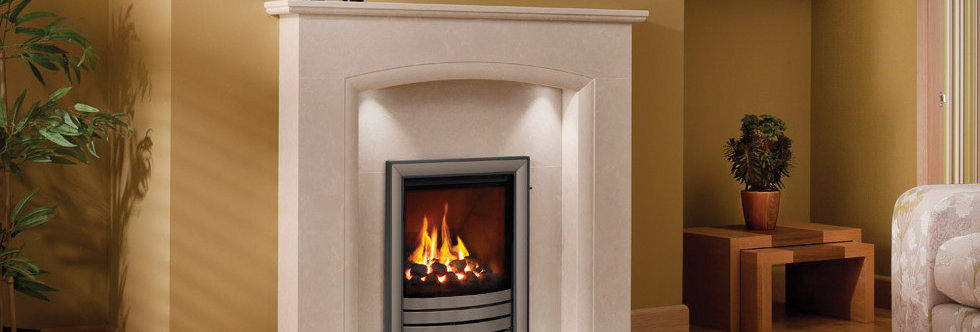 Elgin & Hall HE Deepline Complete Front Gas Fire
