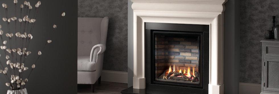 Capital Design Line 800 Gas Fire