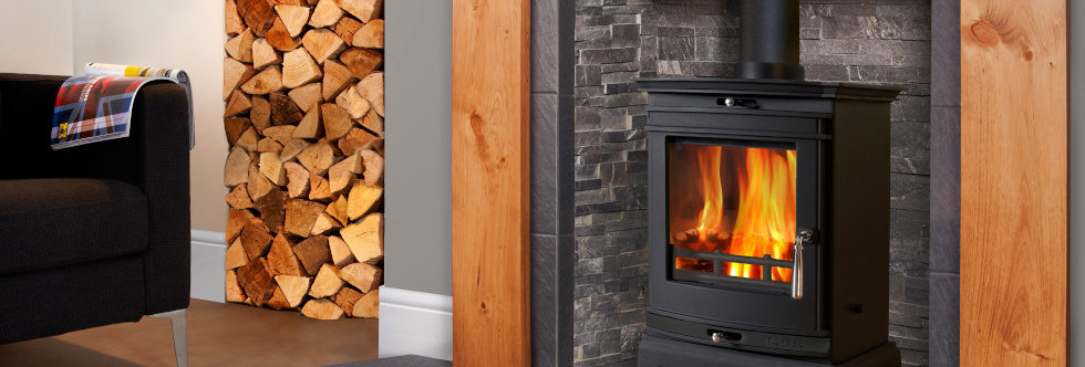 Flavel Rochester 5 Solid-Fuel Stove