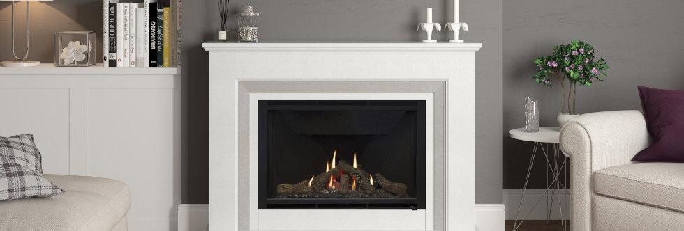 Elgin & Hall Cassius Gas Fireplace Suite