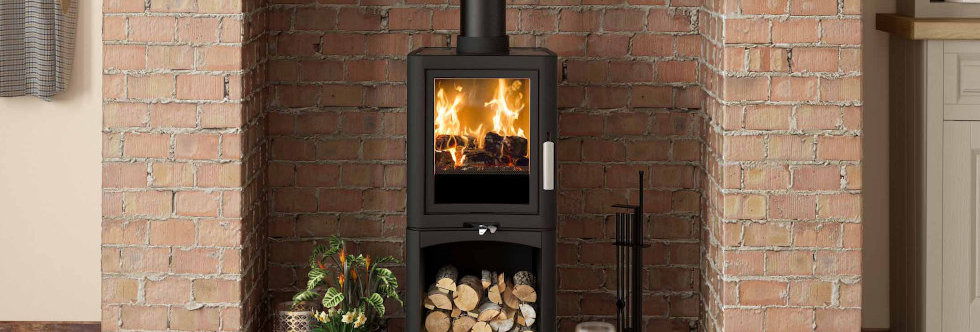 Broseley Evolution 5 Deluxe Solid-Fuel Stove
