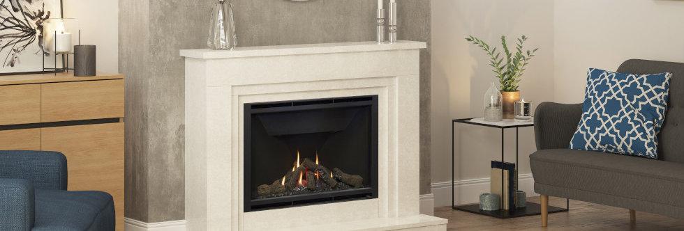 Elgin & Hall Wayland Gas Fireplace Suite