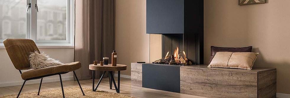 Vision Trimline TL63 Gas Fire