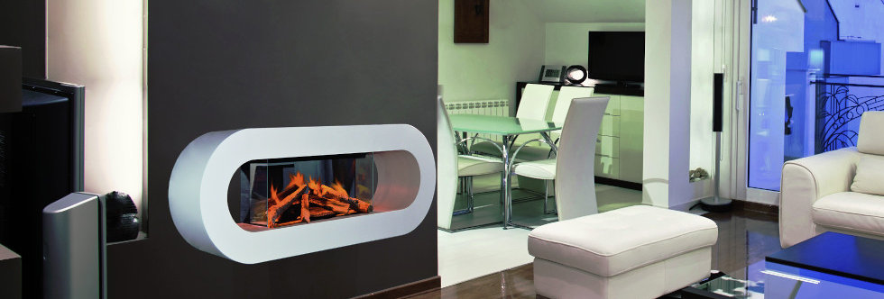 Evonicfires Nimbus Electric Fireplace Suite