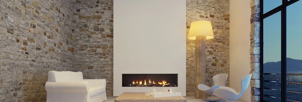 Vision Trimline TL140 Gas Fire