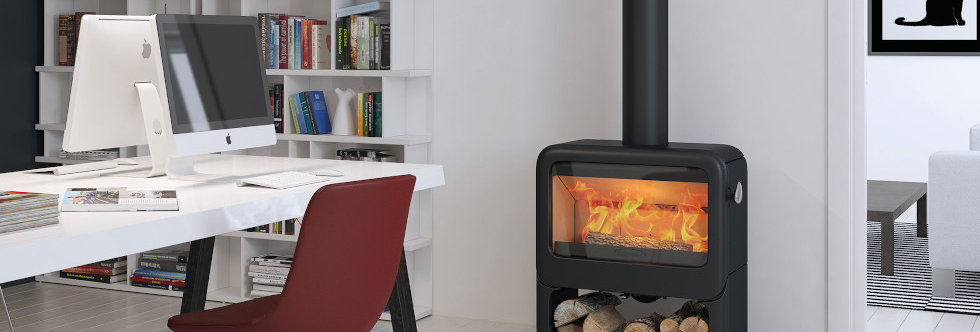 Dovre Rock 500 Solid-Fuel Stove