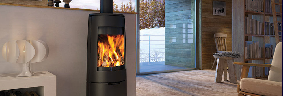 Dovre Bold 400 Solid-Fuel Stove