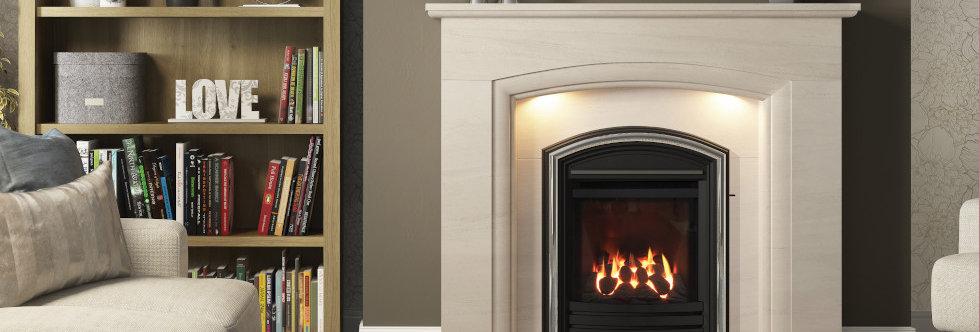 Elgin & Hall Radiant Cast Gas Fire