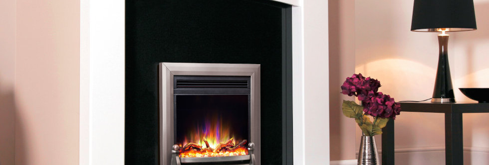 Celsi E-XD Daisy Electric Fire