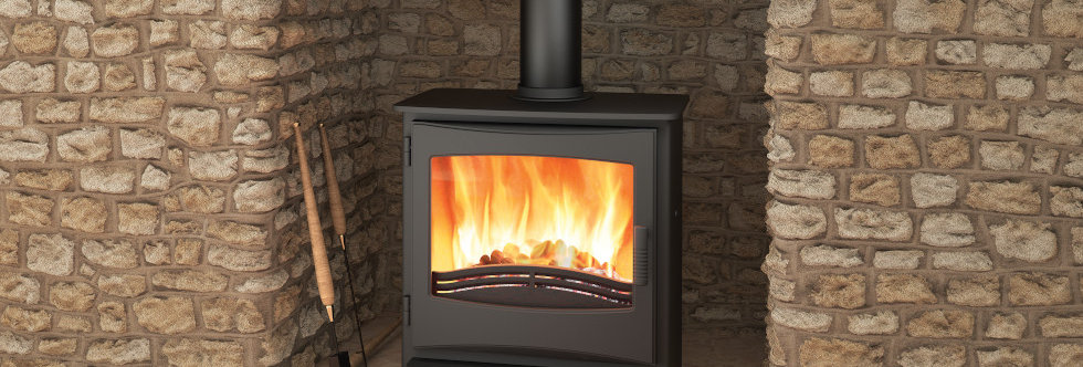 Broseley Ignite 7 Solid-Fuel Stove