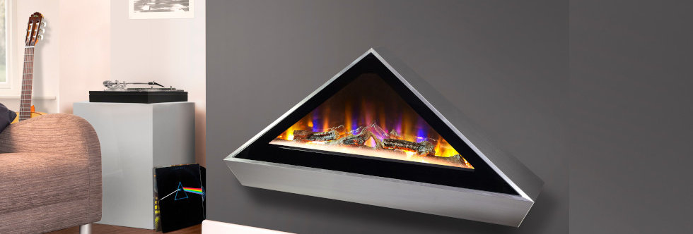 Celsi Electriflame Louvre Electric Fire