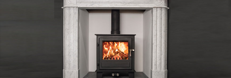 Clock Blithfield 5 Solid-Fuel Stove
