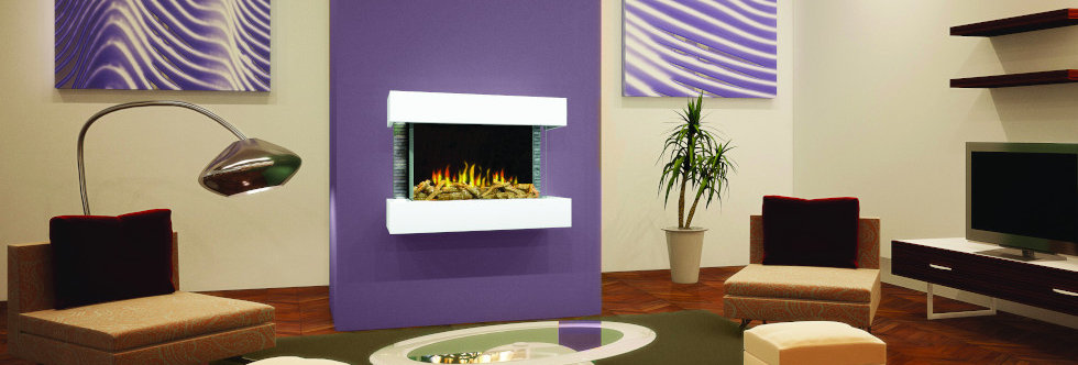 Evonicfires Westfield Electric Fireplace Suite
