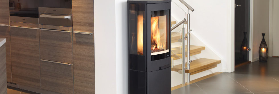 Nordpeis Duo 4 Solid-Fuel Stove