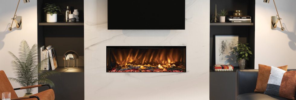 Pryzm Arteon 1250 Electric Fire