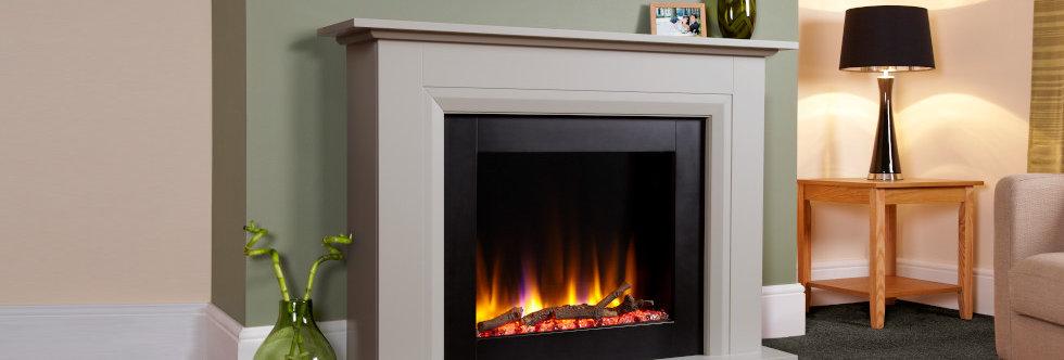 Celsi Ultiflame VR Elera Electric Fireplace Suite