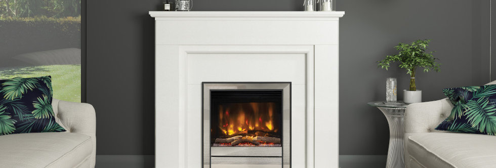 Elgin & Hall Willaston Electric Fireplace Suite