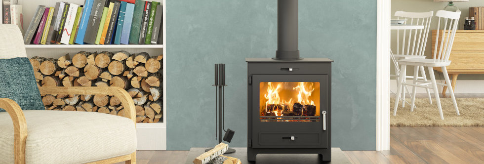 Broseley Silverdale 7 Solid-Fuel Stove