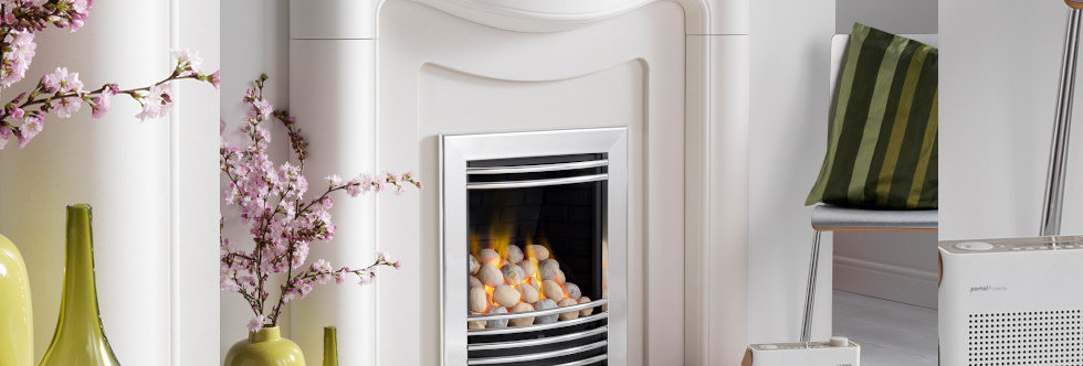 Ekofires 3040 / 3045 Complete Front Gas Fire