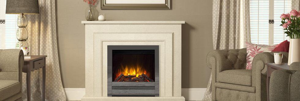 Elgin & Hall Farnham Electric Fireplace Suite