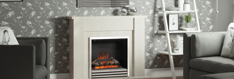 Elgin & Hall Cotsmore Electric Fireplace Suite