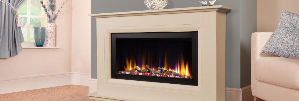 Celsi Ultiflame Vega Electric Fireplace Suite
