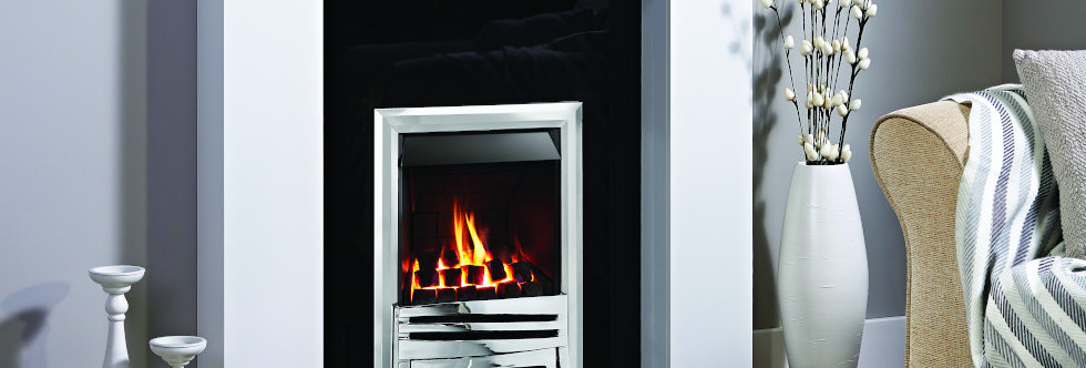 Ekofires 3010 / 3015 Complete Front Gas Fire