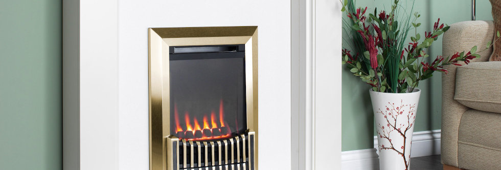 Flavel Orchestra Gas Fire