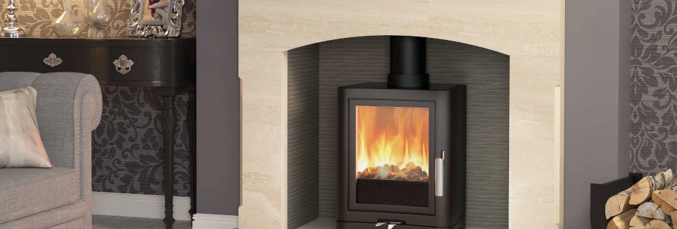 Broseley Evolution 5 Solid-Fuel Stove