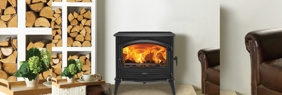 Dovre 760WD Solid-Fuel Stove