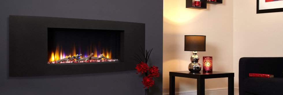 Celsi Ultiflame Vichy Electric Fire