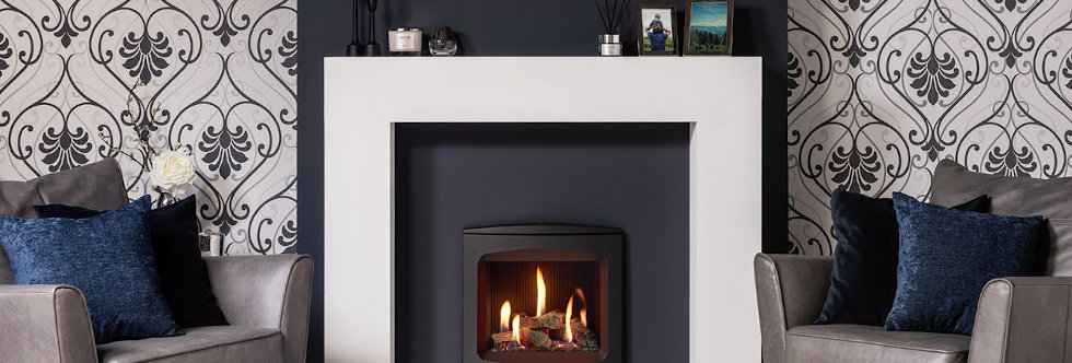 Gazco Logic HE Complete Front Gas Fire