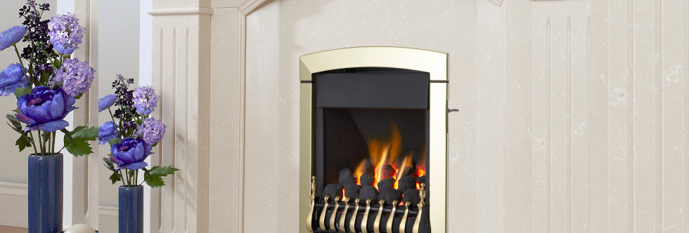 Flavel Calypso Gas Fire