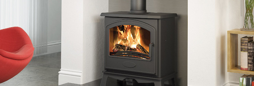 Broseley Hereford 7 Solid-Fuel Stove