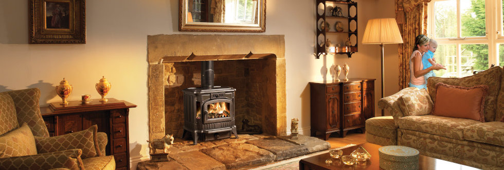 Broseley Winchester Solid-Fuel Stove