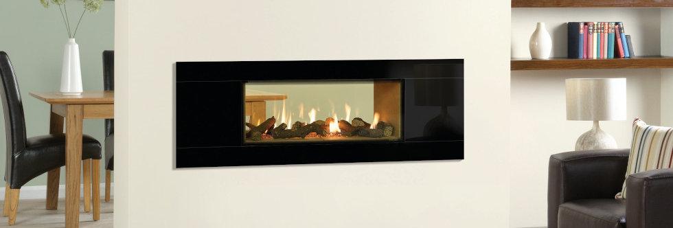 Gazco Studio 2 Duplex Gas Fire