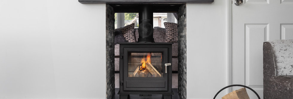 Clock Blithfield DS Solid-Fuel Stove