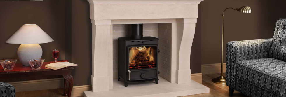 FDC8 ECO Solid-Fuel Stove