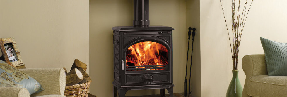 Dovre 425 Solid-Fuel Stove